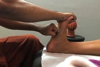 reflexología thai tarragona